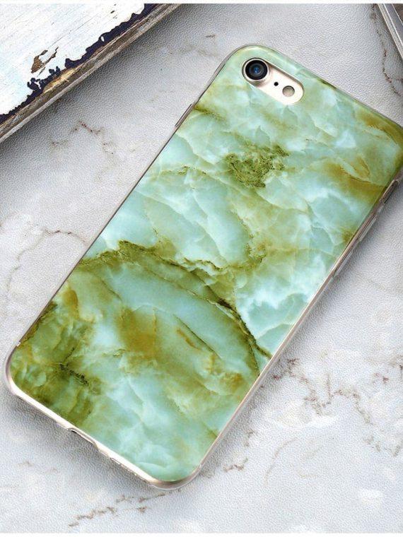 marmurek zielony