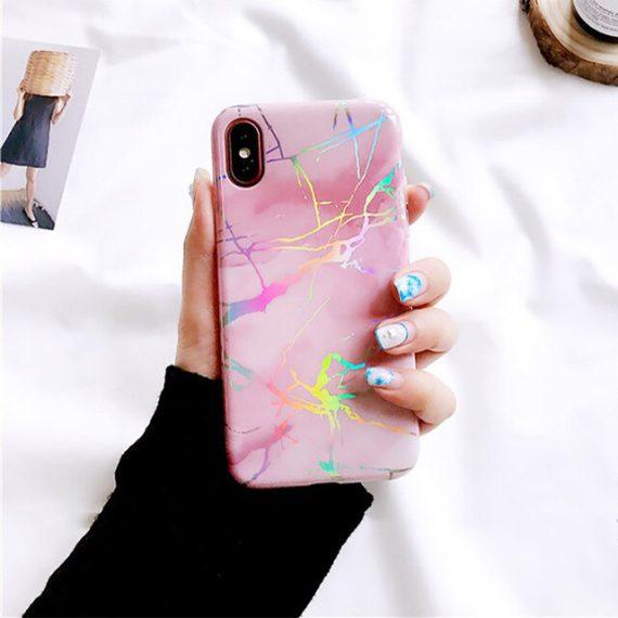 Suyacs B Yszcz Cy Marmurowy Futera Na Telefon Dla Iphone Xs Max Xr X 6 6s.jpg 640x640