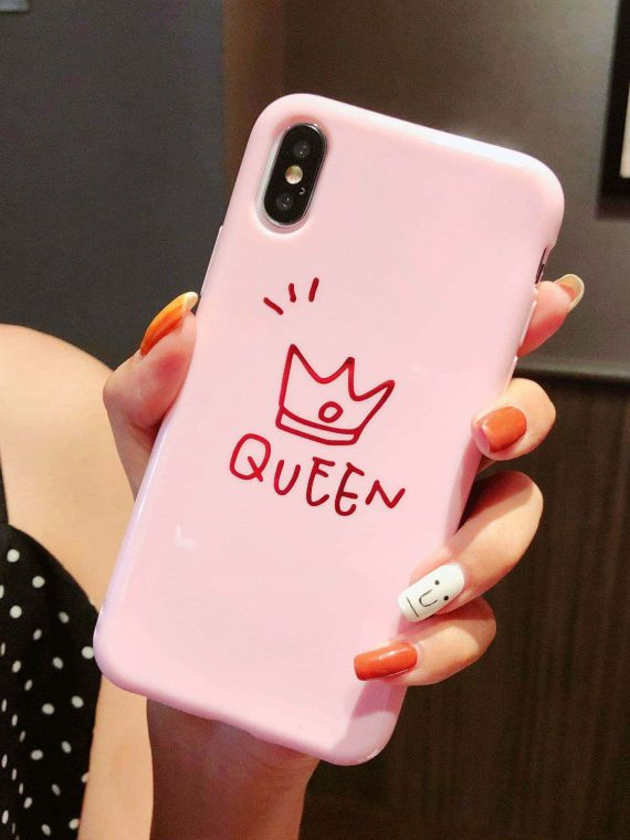 etui queen na iphone