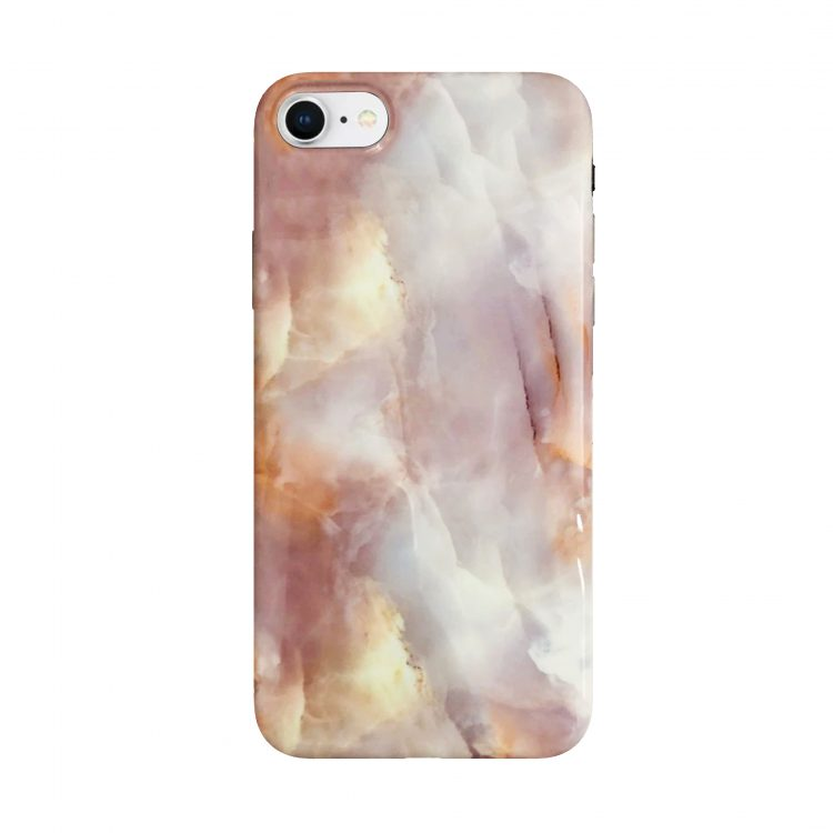 Etui Iphone 7 8 Kamień Marmurowy