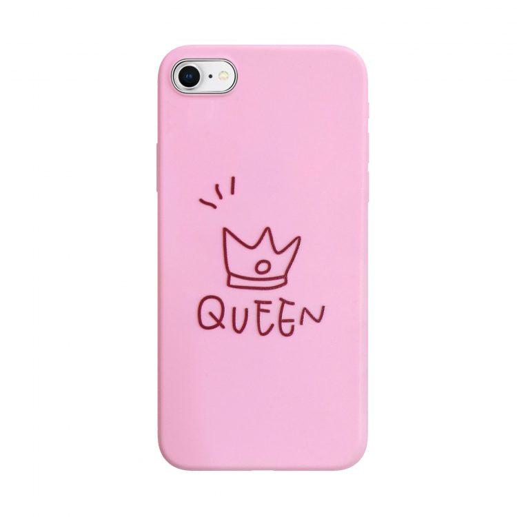Etui Iphone 7 8 Queen Etui Dla Par