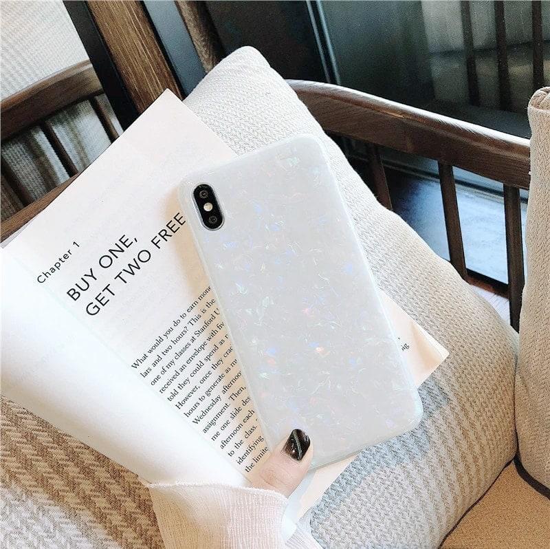 Etui Kryształ Eleganckie Iphone X Xs
