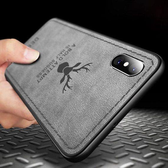 Etui Z Tkaniny Na Iphone X Xs 1