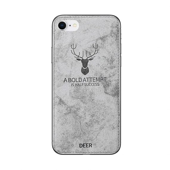 Etui do iPhone SE2020/8/7 ochronne materiałowe