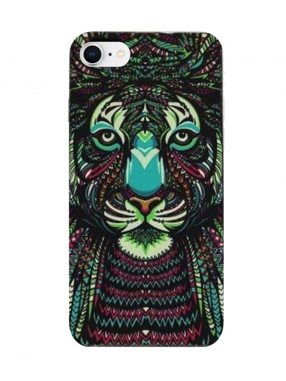 Etui Fluoryscencyjne Iphone 7 8 Tygrys 1