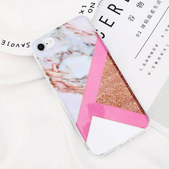 Etui Iphone 7 8 Trzykolor Marmur 1