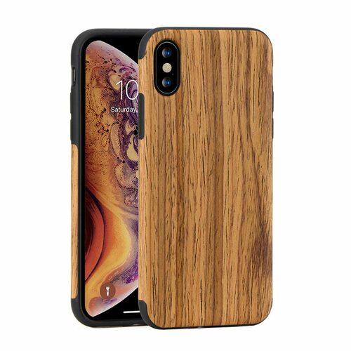 Etui Iphone X Xs Drewno Scaled