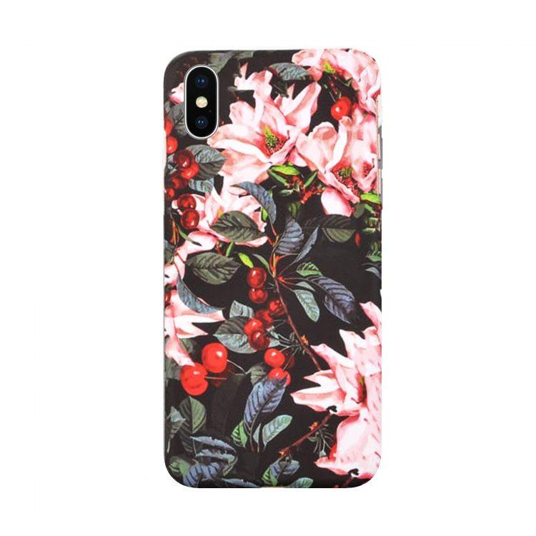 Etui Iphone X Xs Kwiaty Wiśni