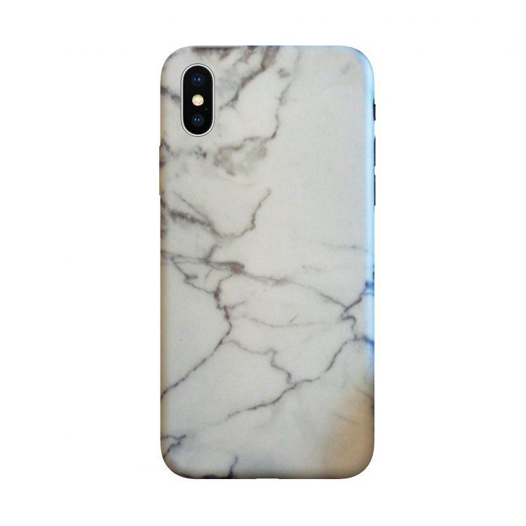 Etui Iphone X Xs Marmur Biały