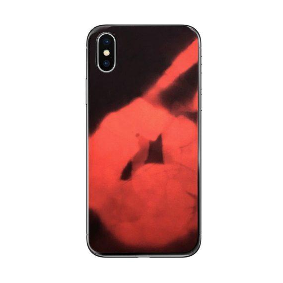 Etui Iphone X Xs Termo Czarne