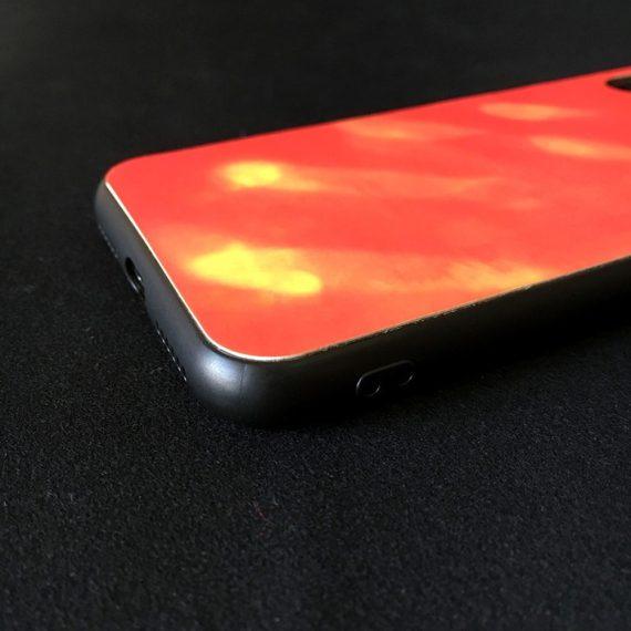 Etui Iphone X Xs Termo Czarne 2