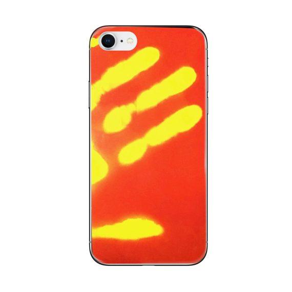 Etui do iPhone SE2020/8/7 termiczne czerwone