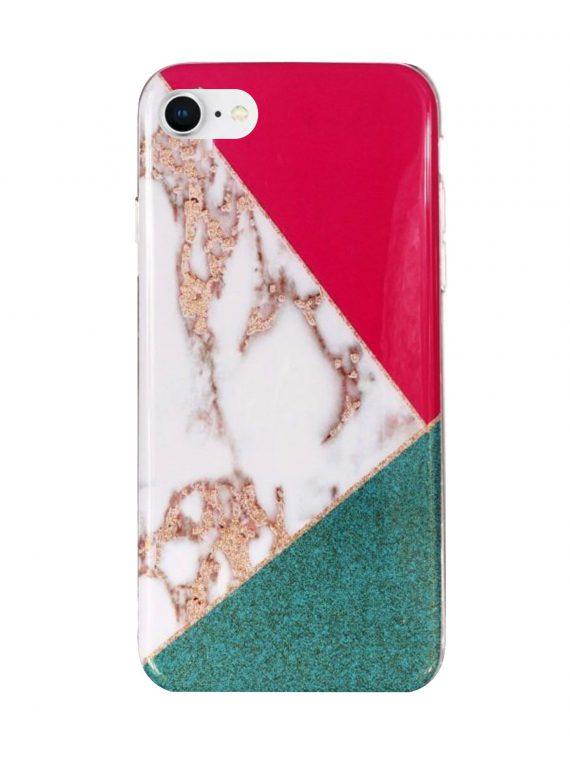 Etui Iphone 7 8 Trzykolor