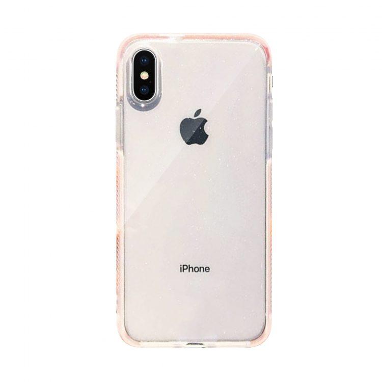 Etui Iphone X Xs Brokat Przezroczyste