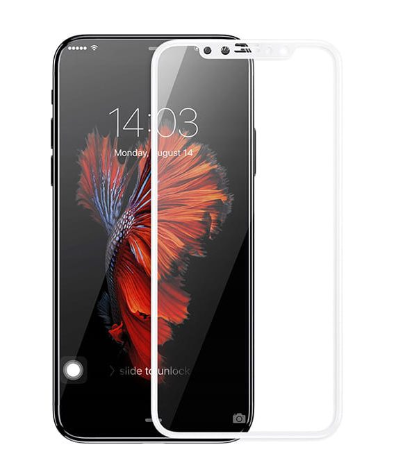 Szklo Hartowane 3d Na Caly Ekran Apple Iphone X Xs Przeznaczenie Apple