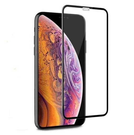 Szklo Hartowane 5d Full Glue Do Iphone Xs Max