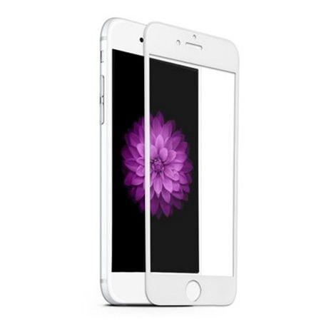 Apple Iphone 7 Plus Hartowane Szklo 5d Full Glue Bialy