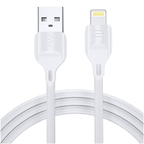 Rock Space Z12 Kabel Usb Lightning Iphone 100cm 2a
