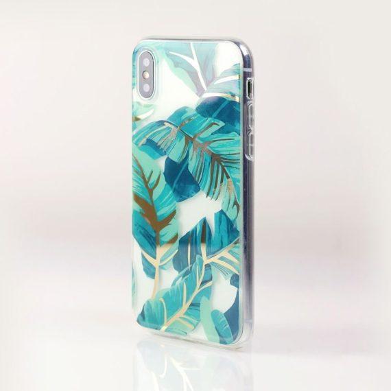 etui liście palmy