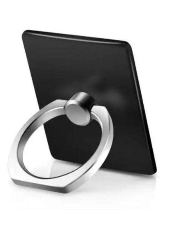 ring uchwyt do telefonu czarny kwadratowy 3
