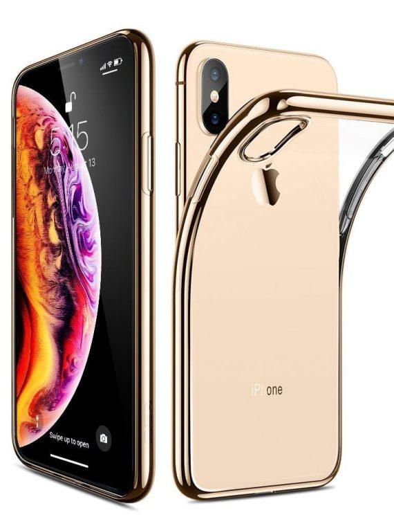esr essential iphone xxs champagne gold