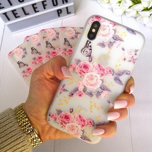 Etui Iphone Dream Rose X Xs 3