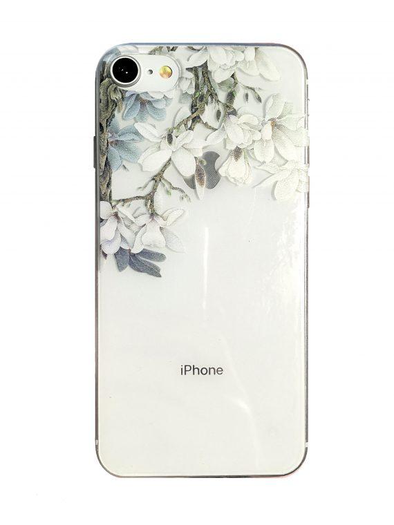 Etui Z Nadrukiem Jaśminu Do Phone 78