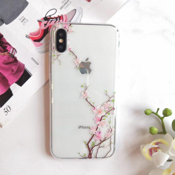 Etui Z Nadrukiem Jasmin Do Phone X Xs 5