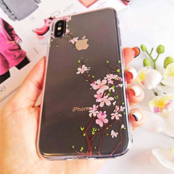 Etui Z Nadrukiem Jasmin Do Phone X Xs 8