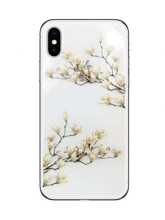 Etui Z Nadrukiem Magnolia Do Phone X Xs