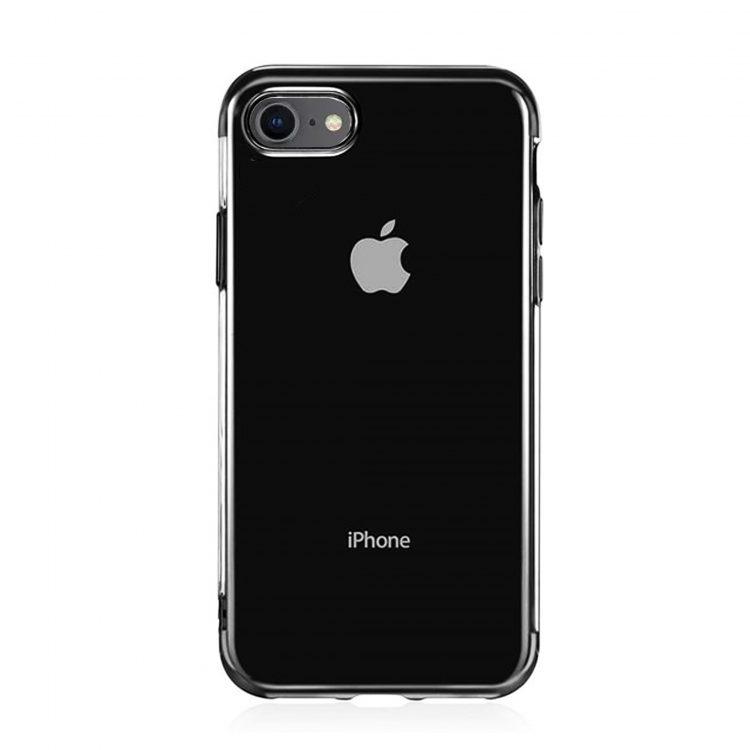 Etui Iphone 7 8 Electro Czarne