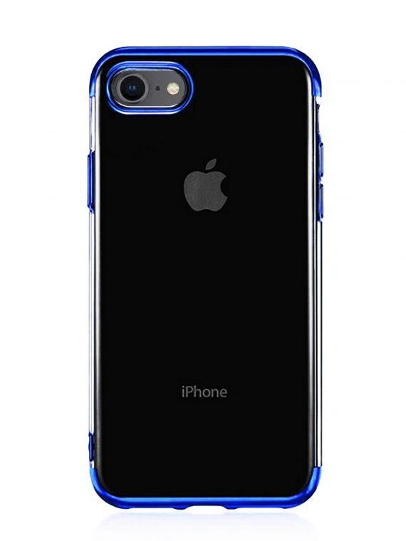 Etui Iphone 7 8 Electro Niebieski