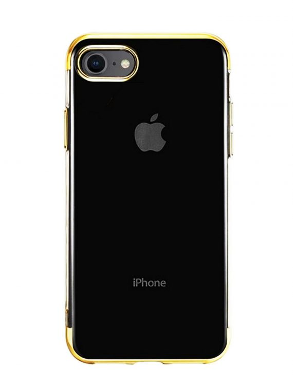 Etui Iphone 7 8 Electro Złoty