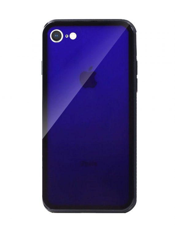 Mock Up Etui Iphone 7 8 Gradient Fioletowy