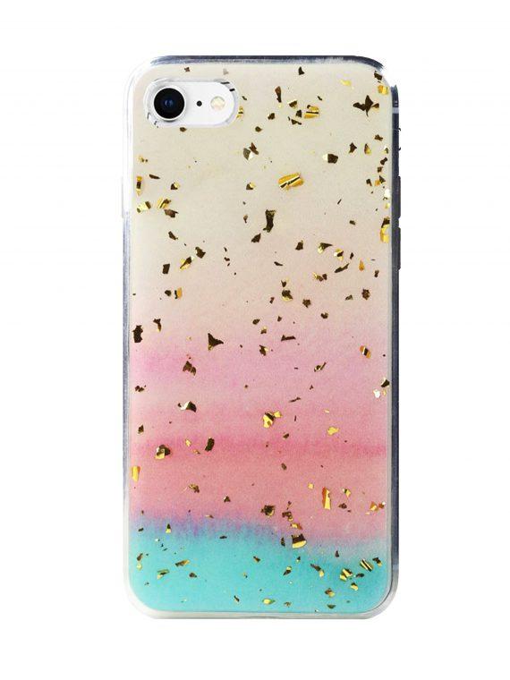 Mock Up Etui Iphone 7 8 Gradient Kolorowy