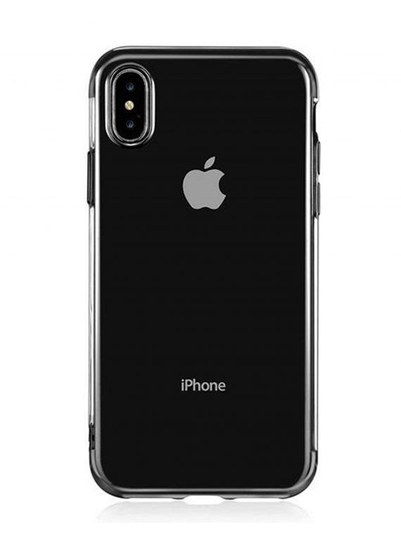 Mock Up Etui Iphone X Xs Czarne Boki