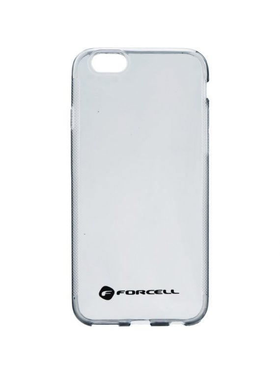 3415 Forcell Clear Case Ipho 6 6s Black Big