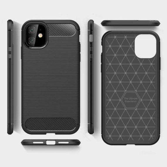 Etui Iphone 11 Carbon 2
