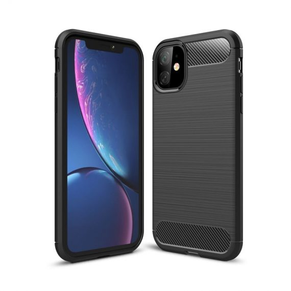 Etui Iphone 11 Carbon 3