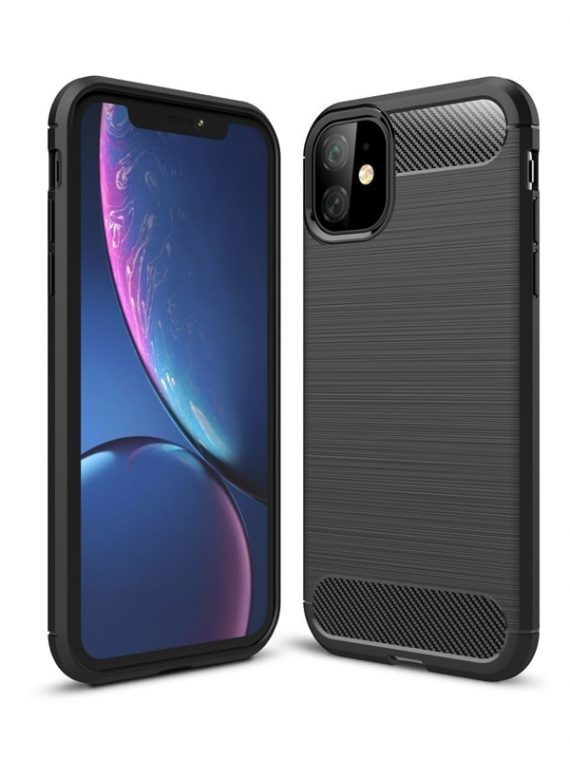 Etui Iphone 11 Carbon 3