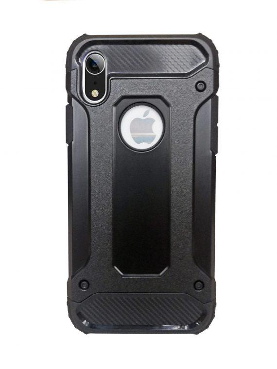 Etui Carbon Do Phone Xr Czarny