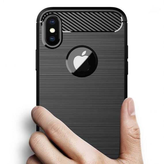 Etui Carbon Iphone X Xs 1