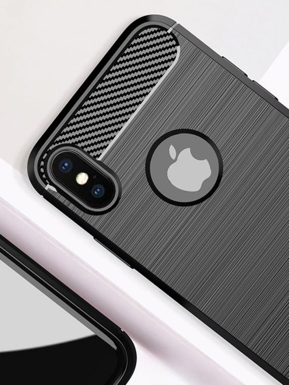 Etui Carbon Iphone X Xs 2