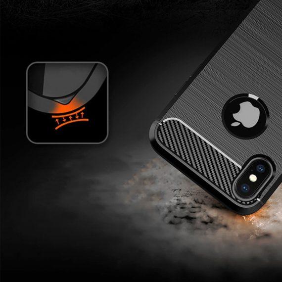 Etui Carbon Iphone X Xs 4