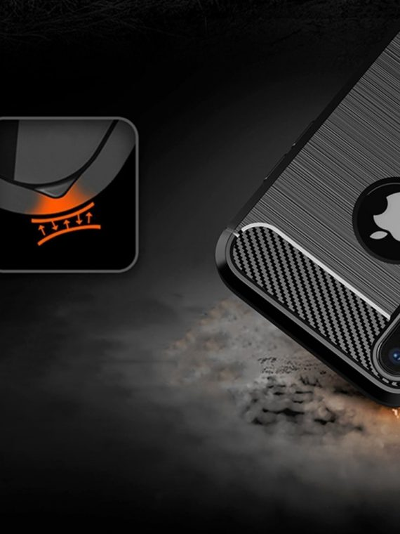 Etui Carbon Iphone X Xs 4
