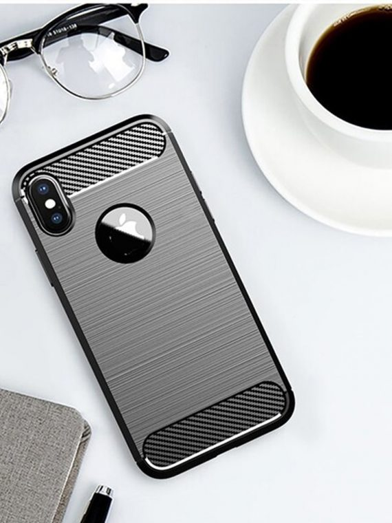 Etui Carbon Iphone X Xs 5
