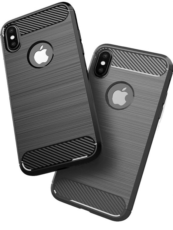 Etui Carbon Iphone X Xs