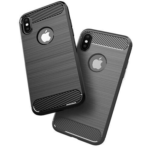Etui Carbon Iphone X Xs