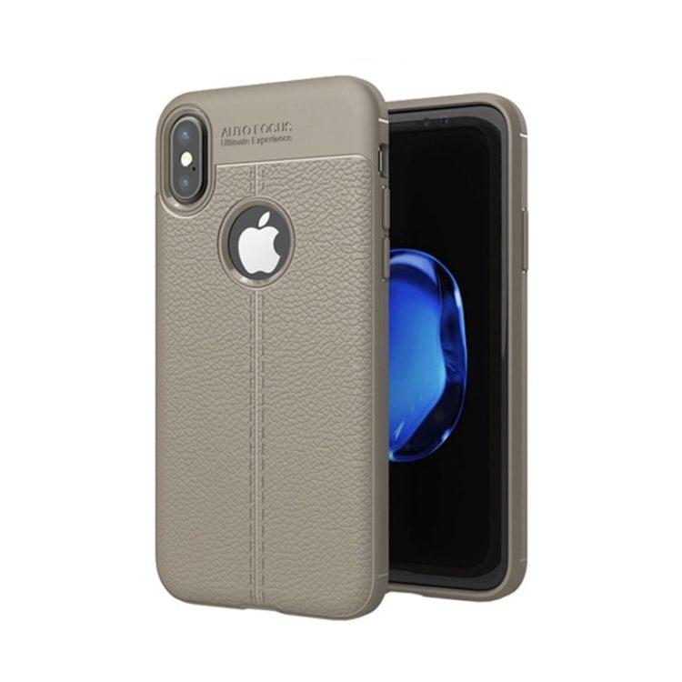 Etui Iphone X Xs Szary
