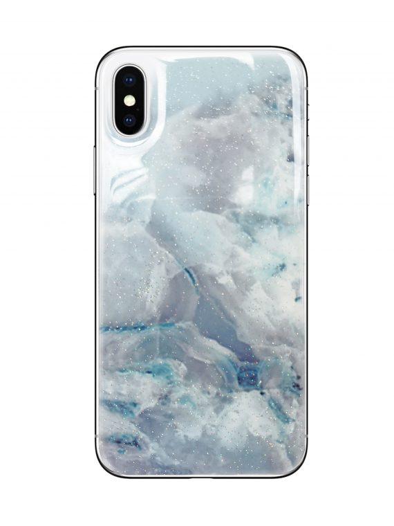 Etui Jasny Szarymarmur Do Phone X Xs
